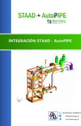 STAAD AUTOPIPE Integracion